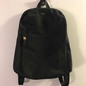 Tumi Just In Case Voyageur Packable Backpack Black
